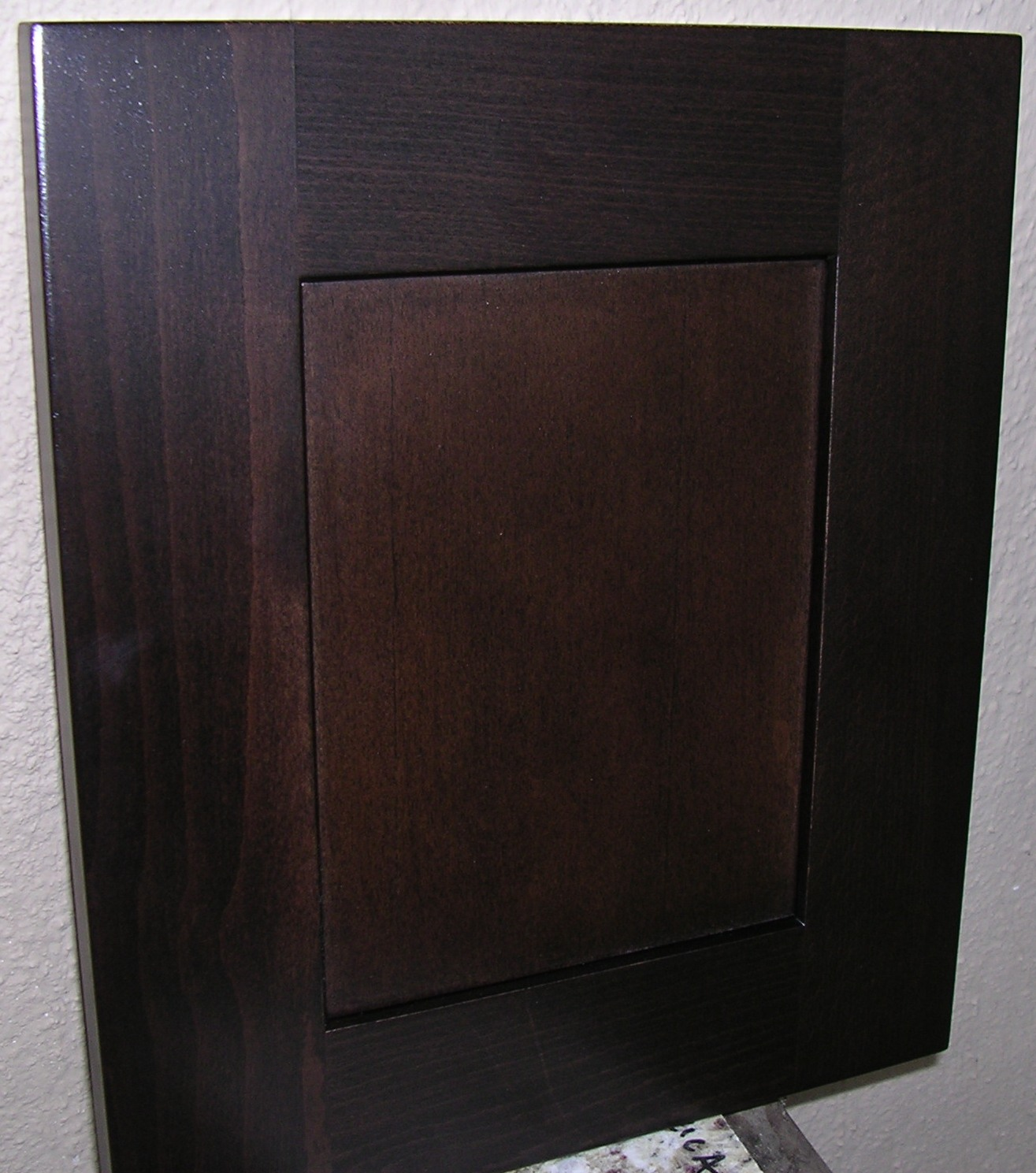 Espresso birch shaker kitchen cabinets photo album for Shaker cabinets