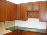 North American Shaker Kitchen Cabinets Photo Album gallery image