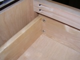 Natural Maple Shaker Kitchen Cabinets Photo Album gallery image