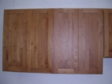 Honey American Maple Shaker Kitchen Cabinets Photo Album gallery image