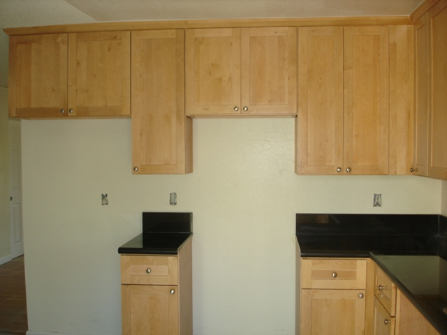 Maple Shaker Kitchen Cabinets light honey-natural american maple shaker kitchen cabinets photo album