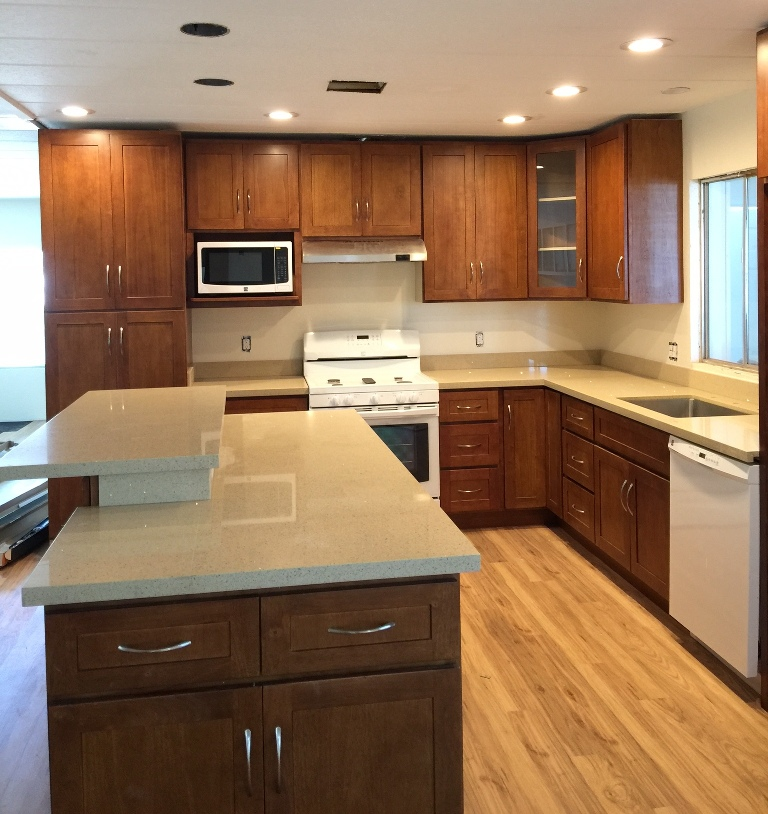 Honey Oak Shaker Kitchen Cabinets Photo Album