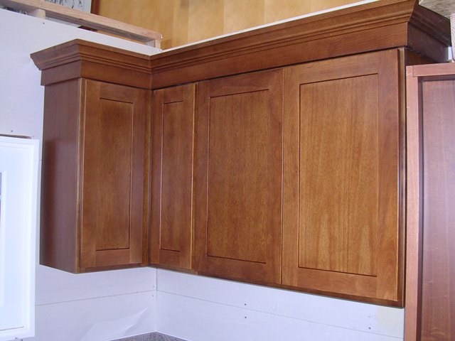 kitchen cabinet doors oak honey oak shaker kitchen cabinets photo album 18647
