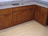 Honey Oak shaker Kitchen Cabinets Photo Album gallery image