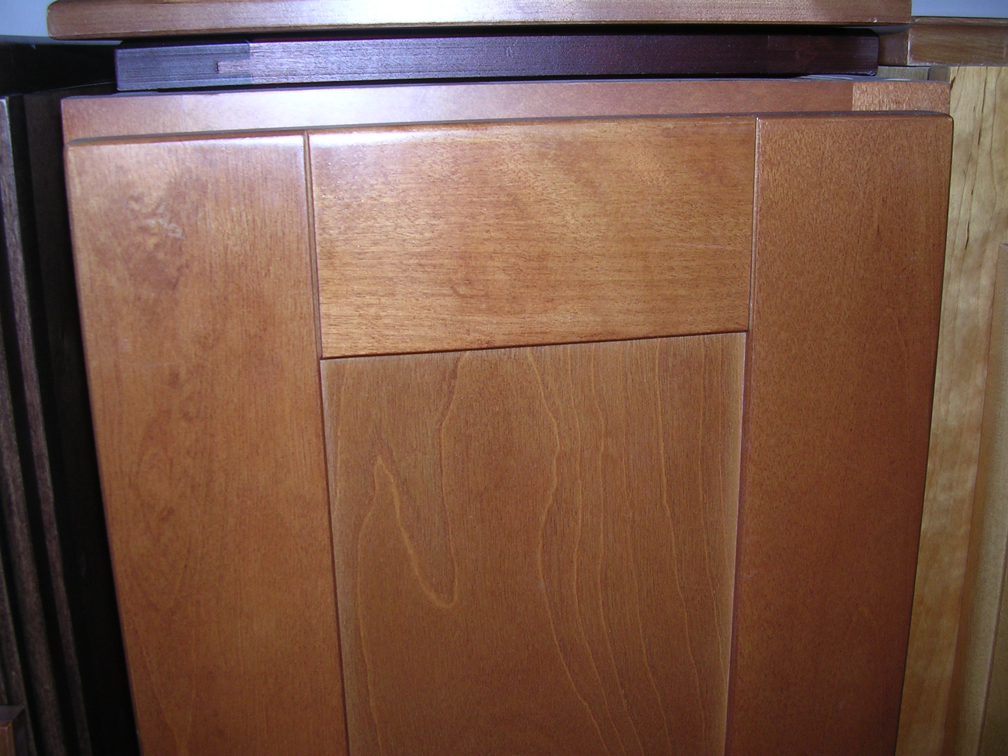 Spice Maple Shaker Kitchen Cabinets Photo Album