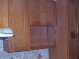 Spice Maple Shaker Kitchen Cabinets Photo Album gallery image