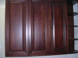 Mocca Glaze hard Cherry Kitchen Cabinets gallery image