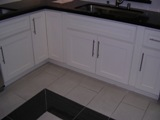 White Maple Hampton Kitchen Cabinets gallery image