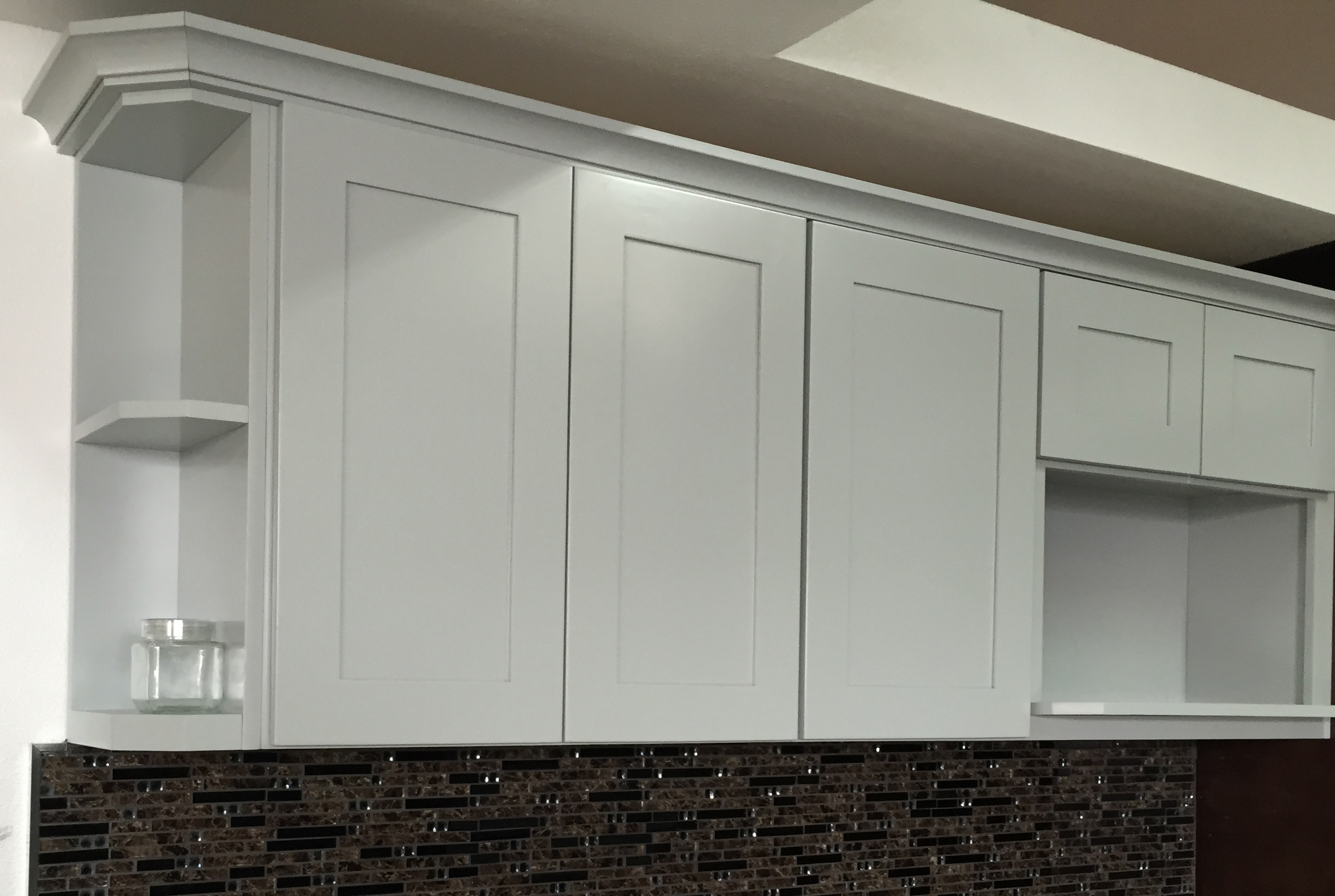 B Q Maple Shaker Kitchen Doors