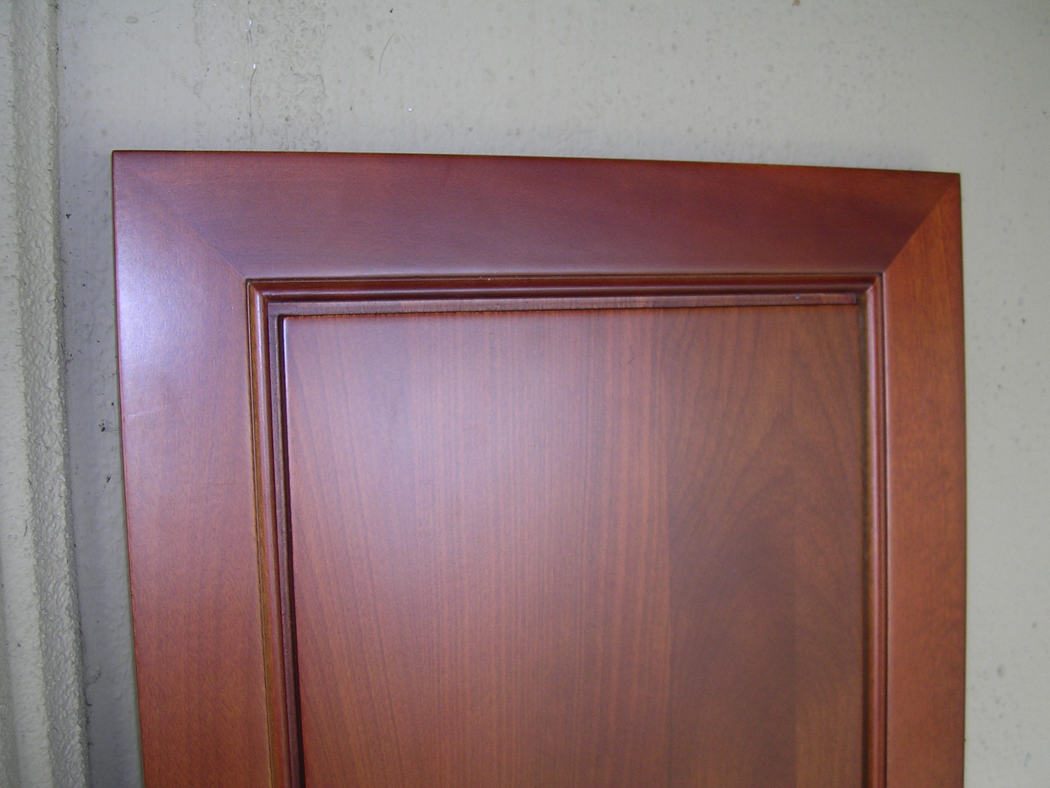 Light hard Cherry Cabinets Photo Album (CAF)