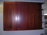 Light hard Cherry Cabinets Photo Album (CAF) gallery image