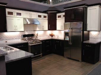 3-3 Painted Contemporary Kitchen Cabinets Catalog