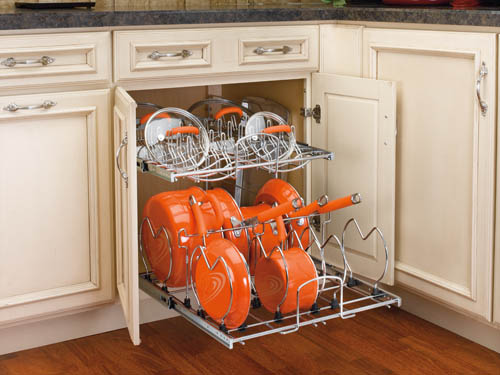 B24 POTS&PANS STORAGE RACKS