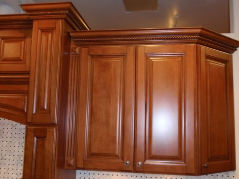 2Z Mocca Maple Glazed Raised Panel Cabinets,dovetail drawers with soft close