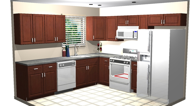 Glenn rogers cabinet broker resources for Normal kitchen design