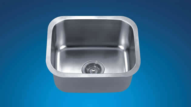8-5 SINGLE BOWL SSTL SINK CATALOG