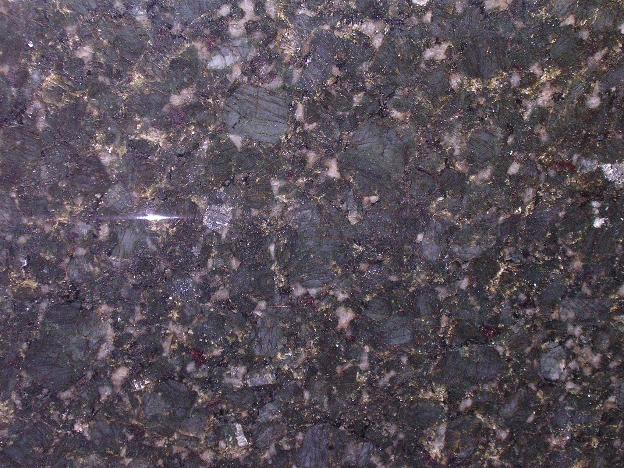 Green Granite Prefab Countertops
